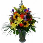 Summer Memories  Vase Arrangement