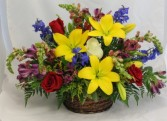 Summer Morning Floral Arrangement