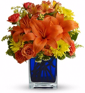 Summer Nights by Teleflora  in Valley City, OH | HILL HAVEN FLORIST & GREENHOUSE