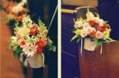 Summer Pail   Wedding Aisle Decor
