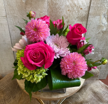Summer Sangria Flower Arrangement
