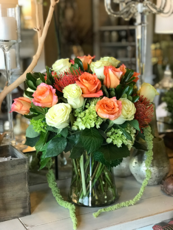 Mixed Sensation Quality Mixed Florals