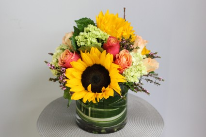 Summer Sights Floral Bouquet