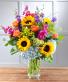 Summer Smiles Fresh Floral Arrangement
