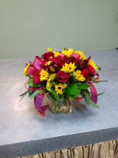 Summer Smiles Vase Arrangement