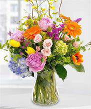 Summer Sonata Floral Arrangment