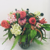 Summer Sophistication Vase Arrangement