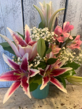 summer special lilley lillies/and filler