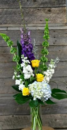 Summer Spray vase