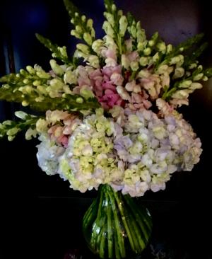 Summer Stunner Vase arrangement in Bethel, CT | BETHEL FLOWER MARKET OF STONY HILL