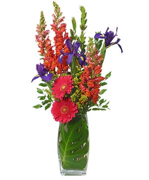 Summer Style Summer Bouquet in Spring Green, WI | Prairie Flowers & Gifts