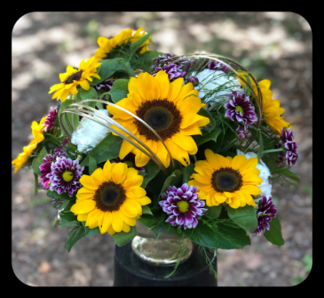 Summer Sun Bouquet