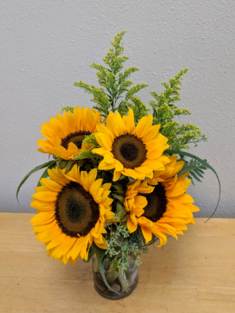 SUNNY SUNFLOWERS **Local Delivery Only**