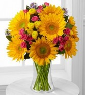 Summer Sunshine Bouquet