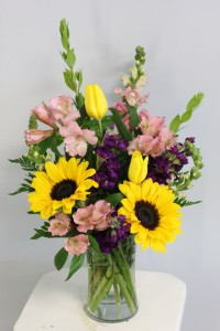 Summer Sunshine Floral Bouquet