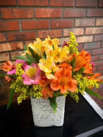 Summer Sunshine Vase
