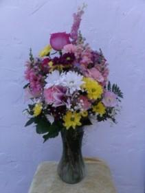Pastel  Vase - Large