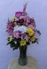 Patty's Pastel Vase