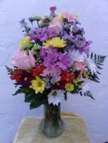 Pastel Vase - Medium