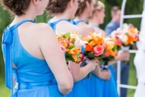 Summer Vibes Wedding Photo Cred: 85 MM Photogaphy