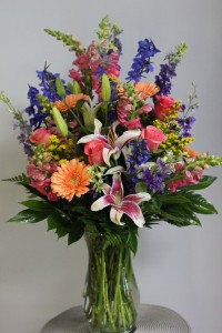 Summer Warmth Floral Bouquet