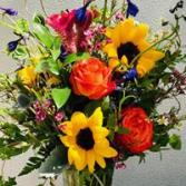 Summer Wildflower Bouquet Wildflower