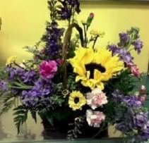 Summer Wildflowers Inspirations Original Design