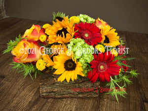 SUMMERTIME!  in Brattleboro, VT | George J. Brooks Florist LLC
