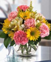 Summertime Bouquet fresh floral arrangement