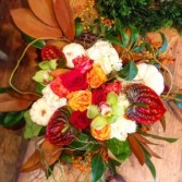 Sumptuous Fall Bouquet Fall Fabulous