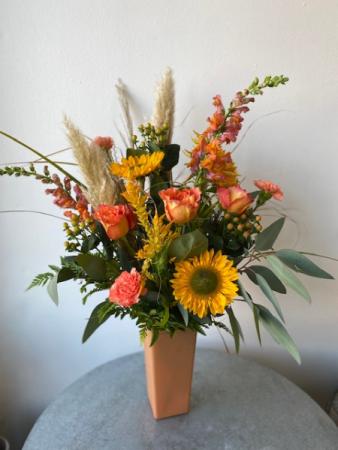 Sun Beam Sunflowers