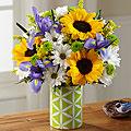 Sun Flower Sweetness Vase Arrangement