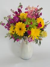 Sun Rise Floral arrangement