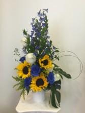 Sun Sky  Bouquet