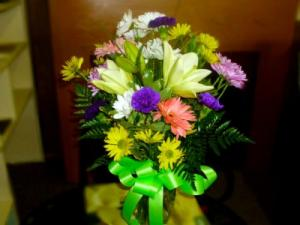 Sun Splash Bouquet  in Bethany, OK | MC CLURE'S FLOWERS & GIFTS