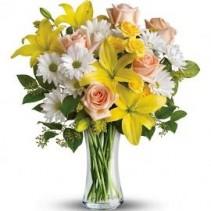 Sunbeams Vase