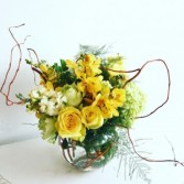 Sunbeams Vase arrangement