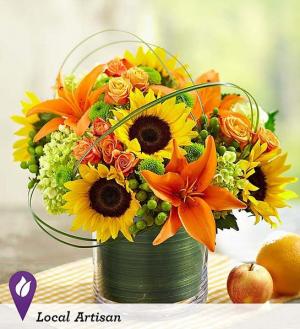 Sunburst Bouquet  in East Palo Alto, CA | Your Local Florist