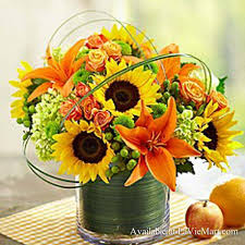 Sunburst Bouquet Any Occasion in Loganville, GA | Flowers From The Heart