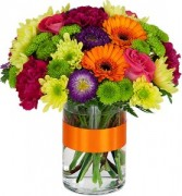 SUNBURST Vase Arrangement