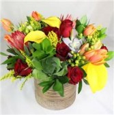 Sundance Centerpiece Fall Centerpiece