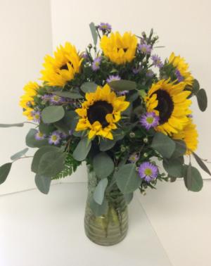 Sundance Sunflowers  in Brandon, FL   WHIDDEN FLORIST
