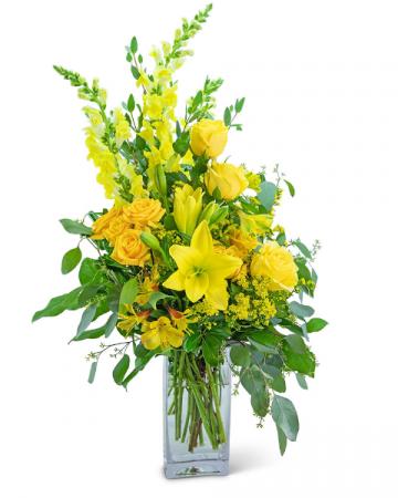 Sundazed Flower Arrangement