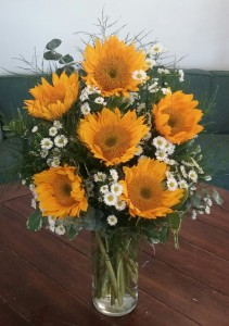 Sunflower  Arrangement in Bluffton, SC | BERKELEY FLOWERS & GIFTS