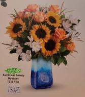 Sunflower Beauty Bouquet