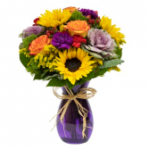Sunflower Bliss Arrangement