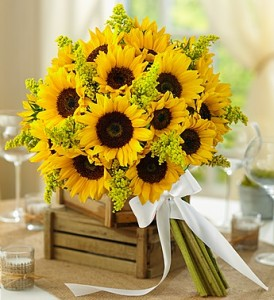 SUNFLOWER BOUQUET  in Camp Pendleton, CA | CAMP PENDLETON FLORIST