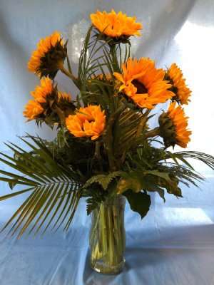 Rays of Golden Sunshine Bouquet in Powell, OH | MILANO FLORIST