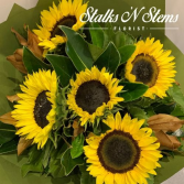 Sunflower bouquet bouquet