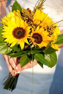 Sunflower Bouquet Bridal Bouquet